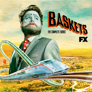 Baskets, The Complete Series