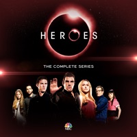 Heroes: The Complete Series Deals