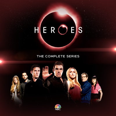 Heroes: The Complete Series HD Download