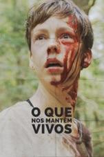 Capa do filme O que nos mantêm vivos