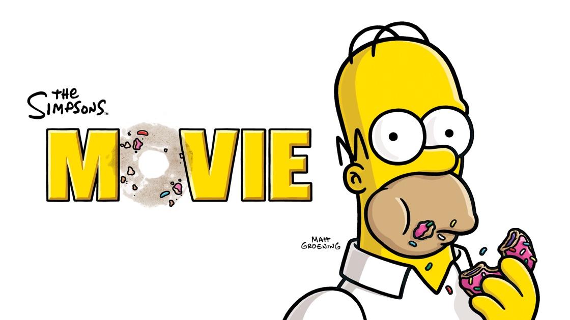 The Simpsons Movie On Apple Tv