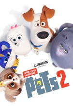 Capa do filme Pets - A Vida Secreta dos Bichos 2