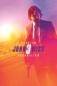 John Wick: Chapter 3 - Parabellum - Chad Stahelski Cover Art
