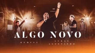 Algo Novo (feat. Lukas Agustinho) [Ao Vivo]