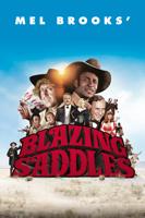 Mel Brooks - Blazing Saddles artwork
