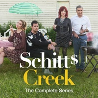 Deals on Schitts Creek: The Complete Series HD Digital