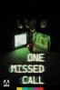 Takashi Miike - One Missed Call  artwork