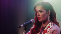 watch Finally // Beautiful Stranger music video