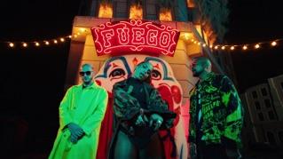 Fuego (feat. Tainy)