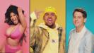 Wobble Up (feat. Nicki Minaj & G-Eazy) - Chris Brown Cover Art