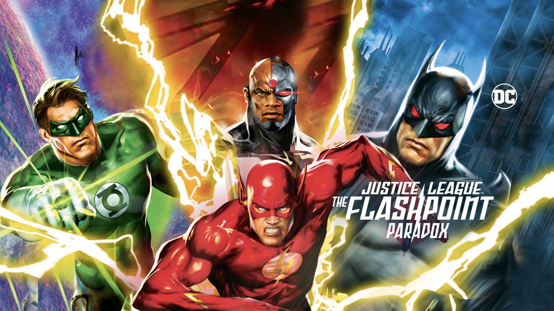 Justice League The Flashpoint Paradox Movie4k