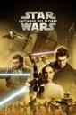 Affiche du film Star Wars : L\'Attaque des Clones