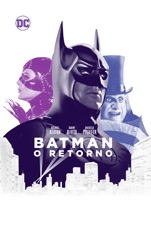 Capa do filme Batman: O Retorno