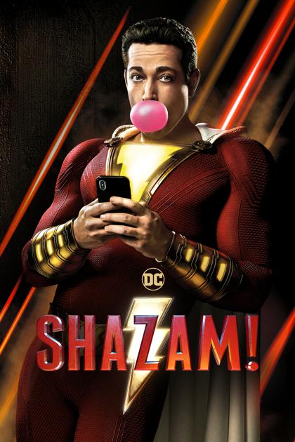 Shazam! on Apple TV