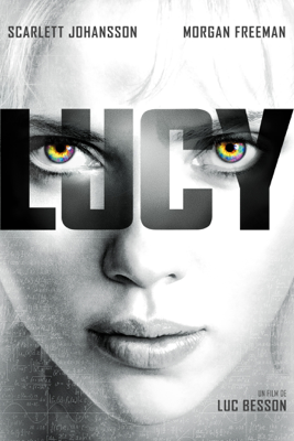 Luc Besson - Lucy illustration