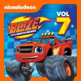 Blaze And The Monster Machines Vol 7 On Itunes