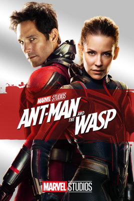 Ant-Man and the Wasp on iTunes