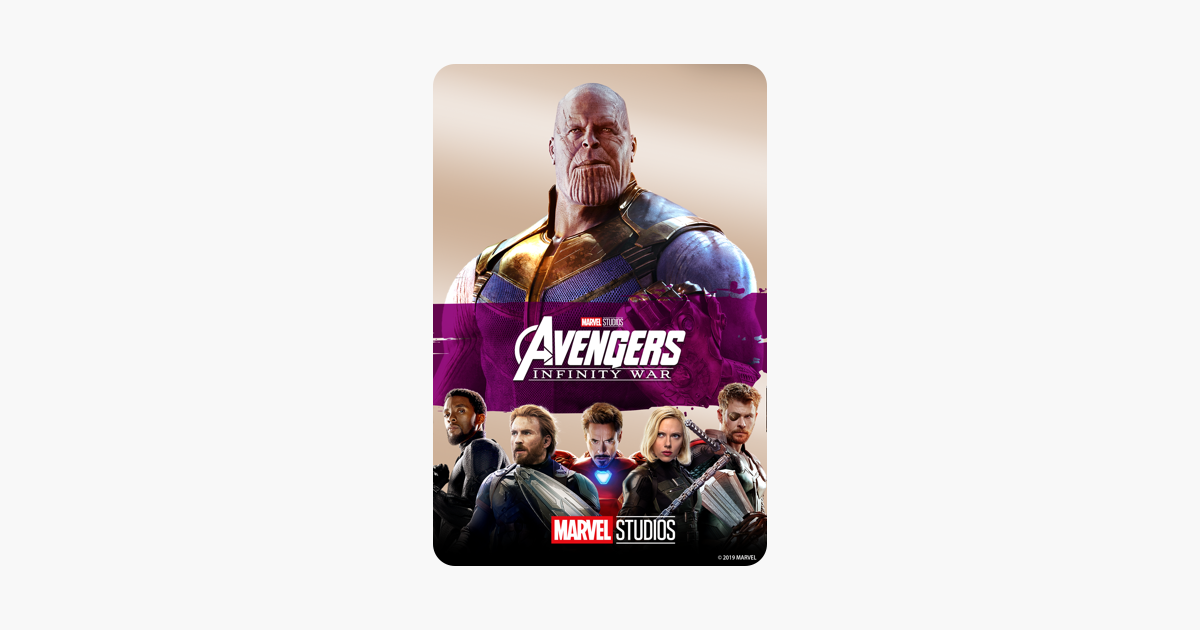 ‎Avengers: Infinity War on iTunes