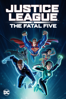 Sam Liu - Justice League vs. The Fatal Five  artwork
