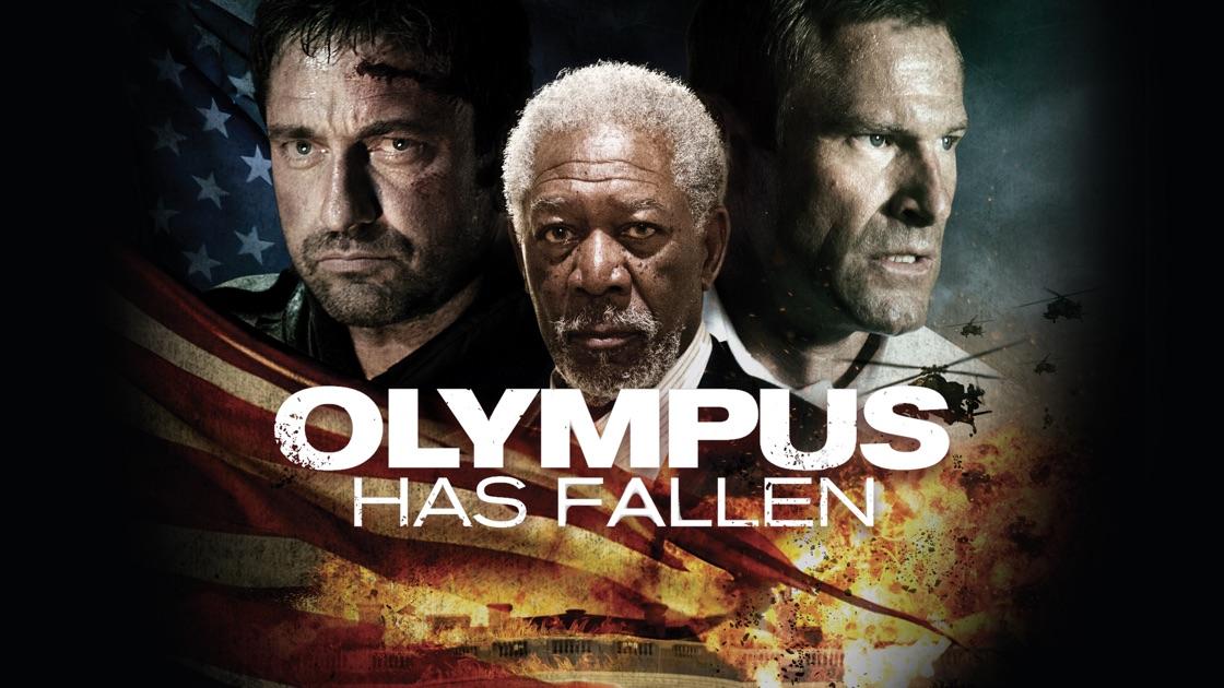 Olympus Has Fallen On Apple Tv