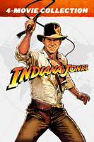 Paramount Home Entertainment Inc. - Indiana Jones 4-Movie Collection artwork