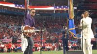 Eric Church & Jazmine Sullivan - The Star Spangled Banner artwork