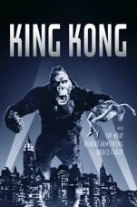 Capa do filme King Kong (1933)