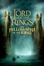 Capa do filme The Lord of the Rings: The Fellowship of the Ring