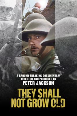 Peter Jackson - They Shall Not Grow Old Grafik