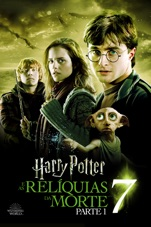 Capa do filme Harry Potter e as Relíquias da Morte: Parte 1