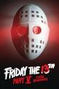 Affiche du film Vendredi 13, chapitre 5: Une nouvelle terreur (Friday the 13th Part V: A New Beginning)
