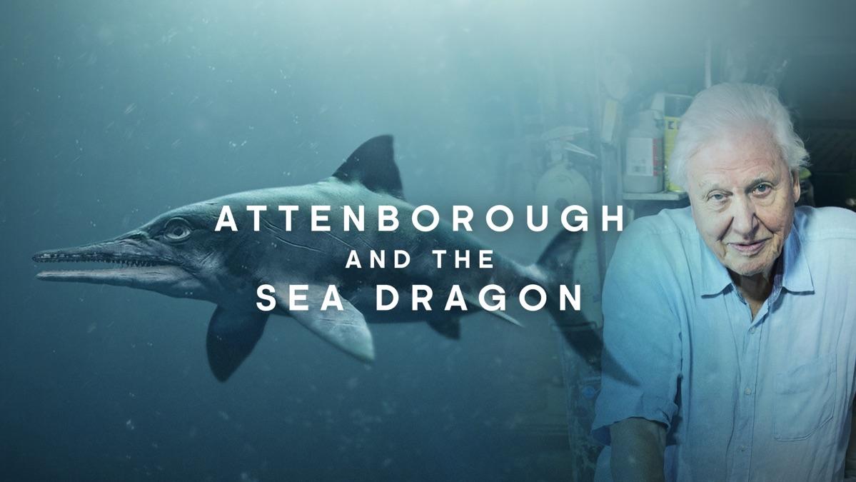 اتنبرو و اژدهای دریایی (مستند)