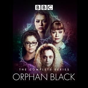 Orphan Black, The Complete Series