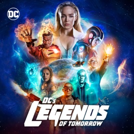 dc legends of tomorrow staffel 3