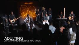 Adulting - Jonathan McReynolds & Mali Music Cover Art