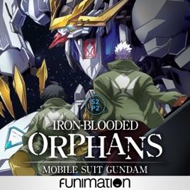 mobile suit gundam iron-blooded orphans season 2