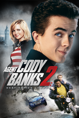 cast of agent cody banks 2