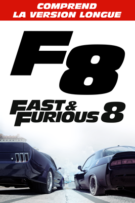 F. Gary Gray - Fast & Furious 8 illustration