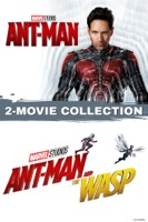 Ant-Man / Ant-Man and the Wasp Movie Bundle (iTunes)