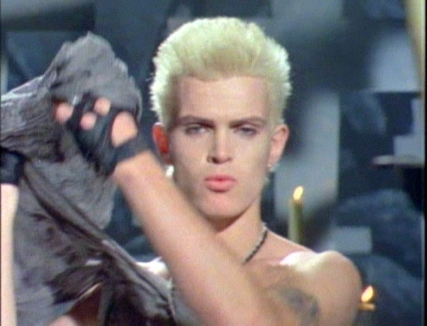 Billy Idol -  music video wiki, reviews