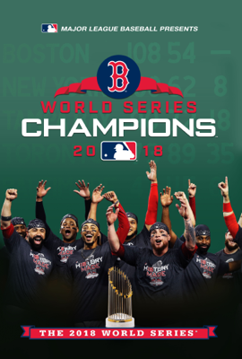 Jed Tuminaro - 2018 World Series Champions: Boston Red Sox  artwork