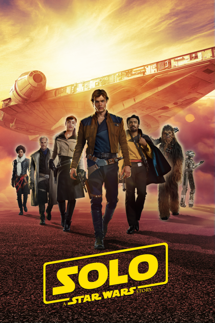 Star Wars A Solo Story Stream