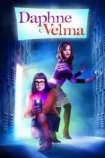 Capa do filme Daphne e Velma