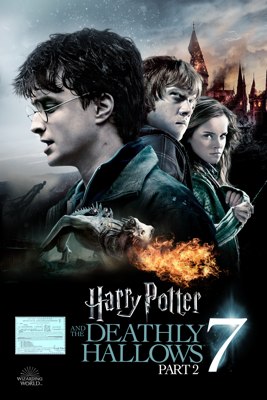 David Yates - Harry Potter and the Deathly Hallows, Part 2 artwork