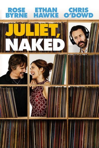 Juliet, Naked movie poster