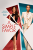 Paul Feig - A Simple Favor  artwork