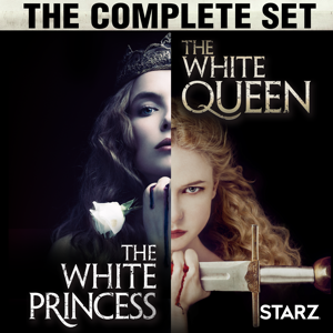 The White Queen / The White Princess, The Complete Set