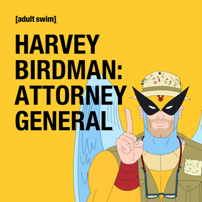 Harvey Birdman: Attorney General HD Download