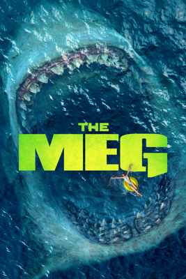 Jon Turteltaub - The Meg  artwork