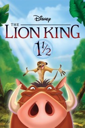 The Lion King 1 1/2